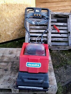Cleanfix RA400E Electric 240v Floor Cleaner Scrubber Dryer