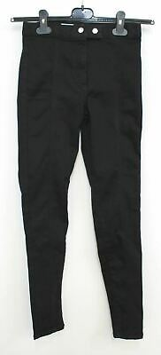 TOPSHOP Ladies Black Joni Petite Skinny Fit High Waisted Stretchy Jeans W28 L32