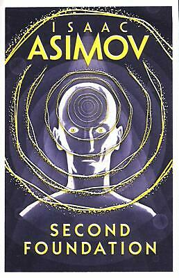 Second Foundation, Asimov, Isaac, Used Excellent Book