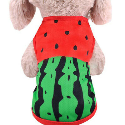 Best Leopard Pet Dog Clothes Vest For Pet Dog Coral Small Dog Clothing Costume B