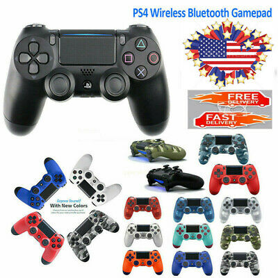 PS4 DUALSHOCK 4 Wireless Controller Bluetooth5.0 Gamepad for SONY PlayStation