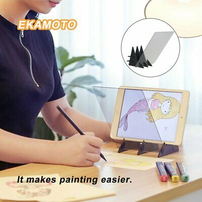 LED Copy Light Box Tracing Drawing Board Art Design Pad Slim Lightbox AL