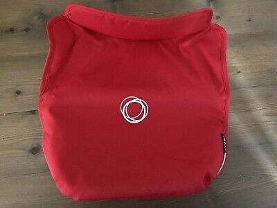 Bugaboo Donkey Carrycot Bassinet Apron Red