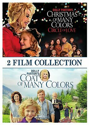 Dolly Parton's Coat of Many Colors/Christmas of Many Colors Circle of Love 2 ...
