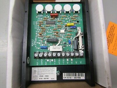 Dart Controls 253G-200C Variable Speed DC Control