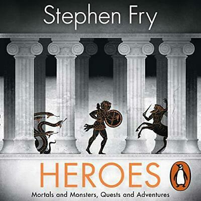 Heroes by Fry, Stephen, NEW Book, FREE & FAST Delivery, (Audio CD)