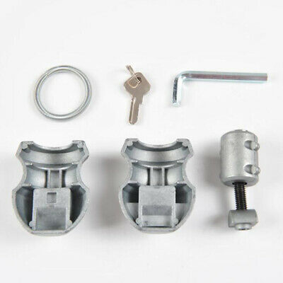 Universal Hitch Lock For Trailers Trailer Caravans Security Tow Bar Lock 8C