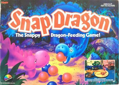 Coleco Boardgame Snap Dragon Box NM-