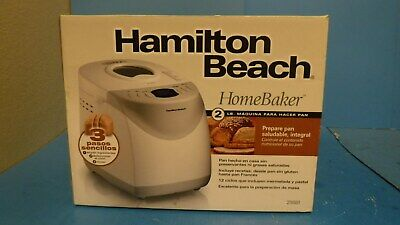 Hamilton Beach Home Baker Model 29881