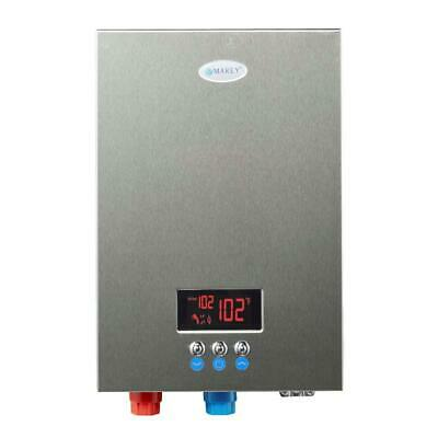 220V Electric Tankless Water Heater Whole Us Territory Instant Hot OnDemand 27kw
