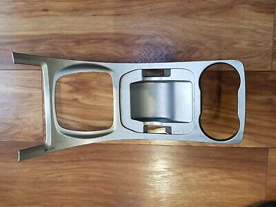 Ford Galaxy Handbrake And Gear Lever Surround Trim In Silver .,2006 To 2010