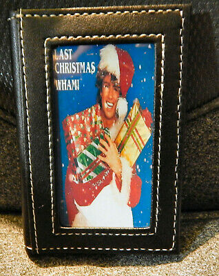 Last Christmas/Wham 2020 Pocket Diary. New & Sealed. George Michael.colour: Blk