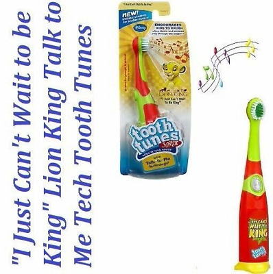 "Tooth Tunes Junior Disney Lion King ""Hakuna Matata"""
