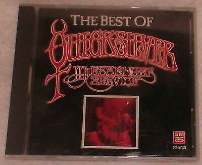 The Best of Quicksilver Messenger Service [Capitol] CD
