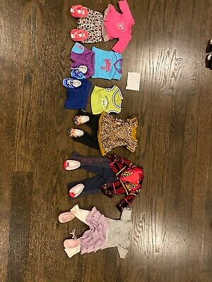 american girl doll clothes lot(6)