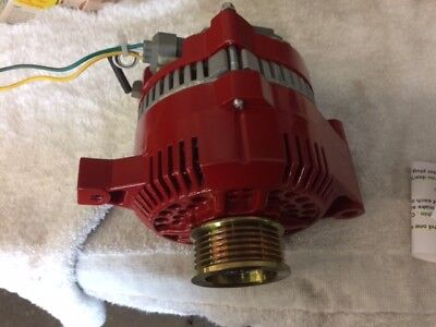 Ford Mustang HIGH Amp 3G Small Body Alternator 1987 1991 1992 1993 Bronco 200AMP