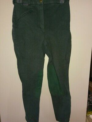 Eqituff Knee Patch Breeches - Size 28
