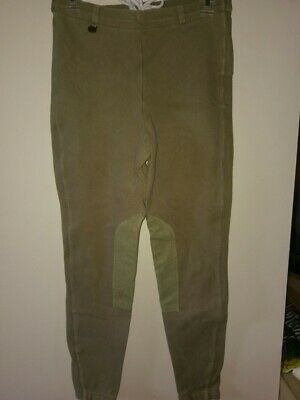 On Course Knee Patch Breeches - Size 30