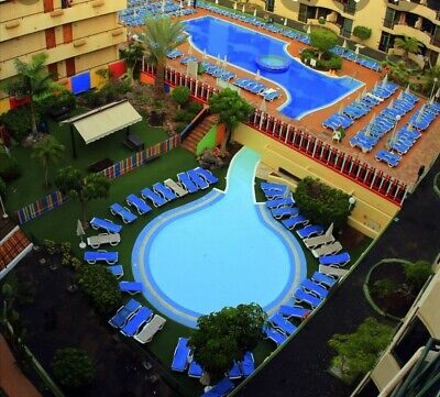 All Inclusive Holiday Costa Adeje Tenerife This Monday 3 Nights 2 Ppl hotel only
