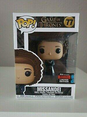 Funko Pop! Missandei Game Of Thrones NYCC 2019 #77 ***In Hand UK***