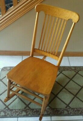 Sensational Antique Heywood Brothers Wakefield Chair Buffalo Ny Ncnpc Chair Design For Home Ncnpcorg