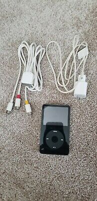 Used Apple iPod Classic (video) 5th Generation 30GB - Black