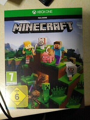 Brand New Minecraft Full Game Download For Xbox One