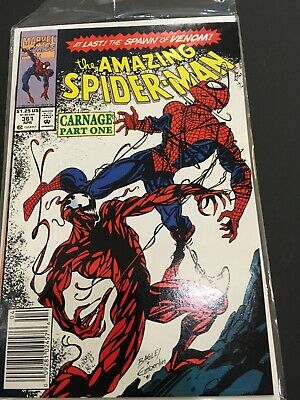 The Amazing Spider-Man #361 (Apr 1992, Marvel) 🔥1ST PRINT! HIGH GRADE! HOT 🔥
