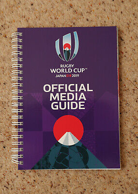 Rugby World Cup Japan 2019 Official Media Guide