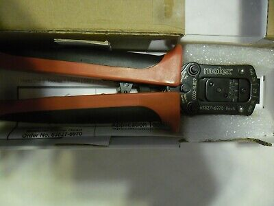 Molex Crimper 63827-6900  26-30 AWG.(Brand New)