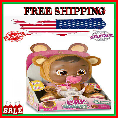 Cry Babies Bonnie Doll , Crying , Yelling , Shouting Baby Churlish with Pacifier