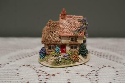 Lilliput Lane Collector Cottage - Finders Keepers - 1999 - Box And Certificate