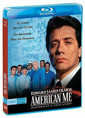 American Me Blu-Ray | Edward James Olmos | William Forsythe | Shout Select