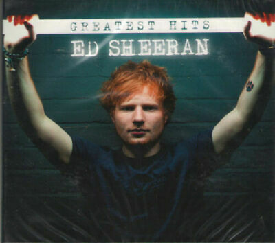 ED SHEERAN Greatest  HITS Collection 2CD