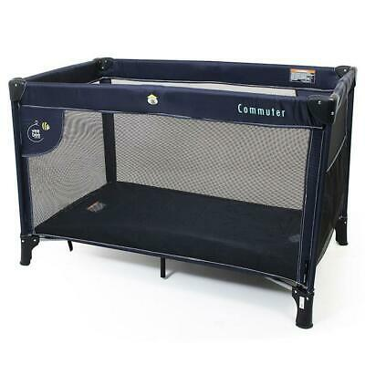 Veebee Commuter Cot (Charcoal) Free Shipping!
