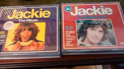Jackie - The Album - Volumes 1 & 2 - 138 tracks 6cds - 1970s greatest best hits