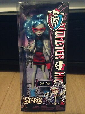 Monster high - Scaris - Ghoulia Yelps - RARE
