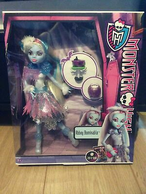 Monster high - Ghouls Rule - Abbey Bominable – RARE