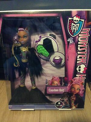 Monster high - Ghouls Rule - Clawdeen Wolf