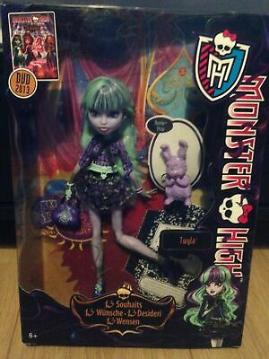 Monster high - 13 whishes - Twyla