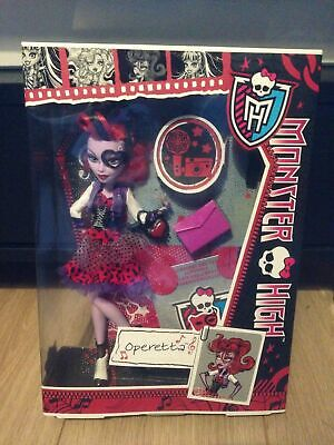 Monster high - Picture day - Operetta