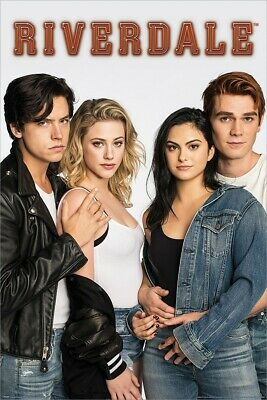 Riverdale Bughead and Varchie Maxi Poster 61 x 91,5 cm