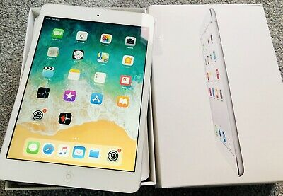 Apple iPad mini 2 16GB, Wi-Fi + Cellular (Unlocked), 7.9in - Silver, GRADE A