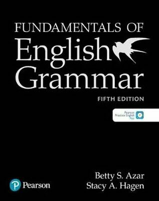 Fundamentals of English Grammar Student Book with Essential Onl... 9780134998817