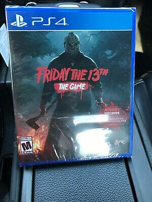 Friday the 13th The Game - PS4 Playstation 4