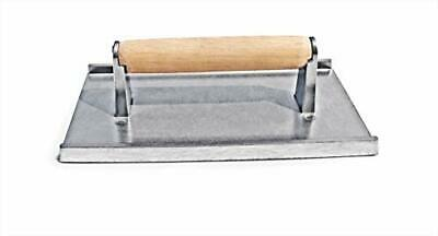 New Star 36411 Commercial Grade Aluminum Steak Weight/Bacon Press, 8.25 by