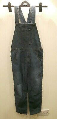 Kids denim dungarees 8 years