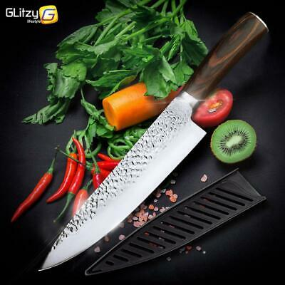 Kitchen Knife Set Chef Knives Japanese High Carbon Stainless Steel Meat Cut