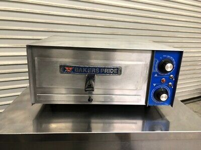 Electric Countertop Hearth Bake Pizza Oven Bakers Pride PX-14 Commercial #3252