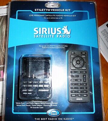 NEW Sirius XM Stiletto Protective Case SL10 SL100 SL2 Buy 2 Get 1 Free